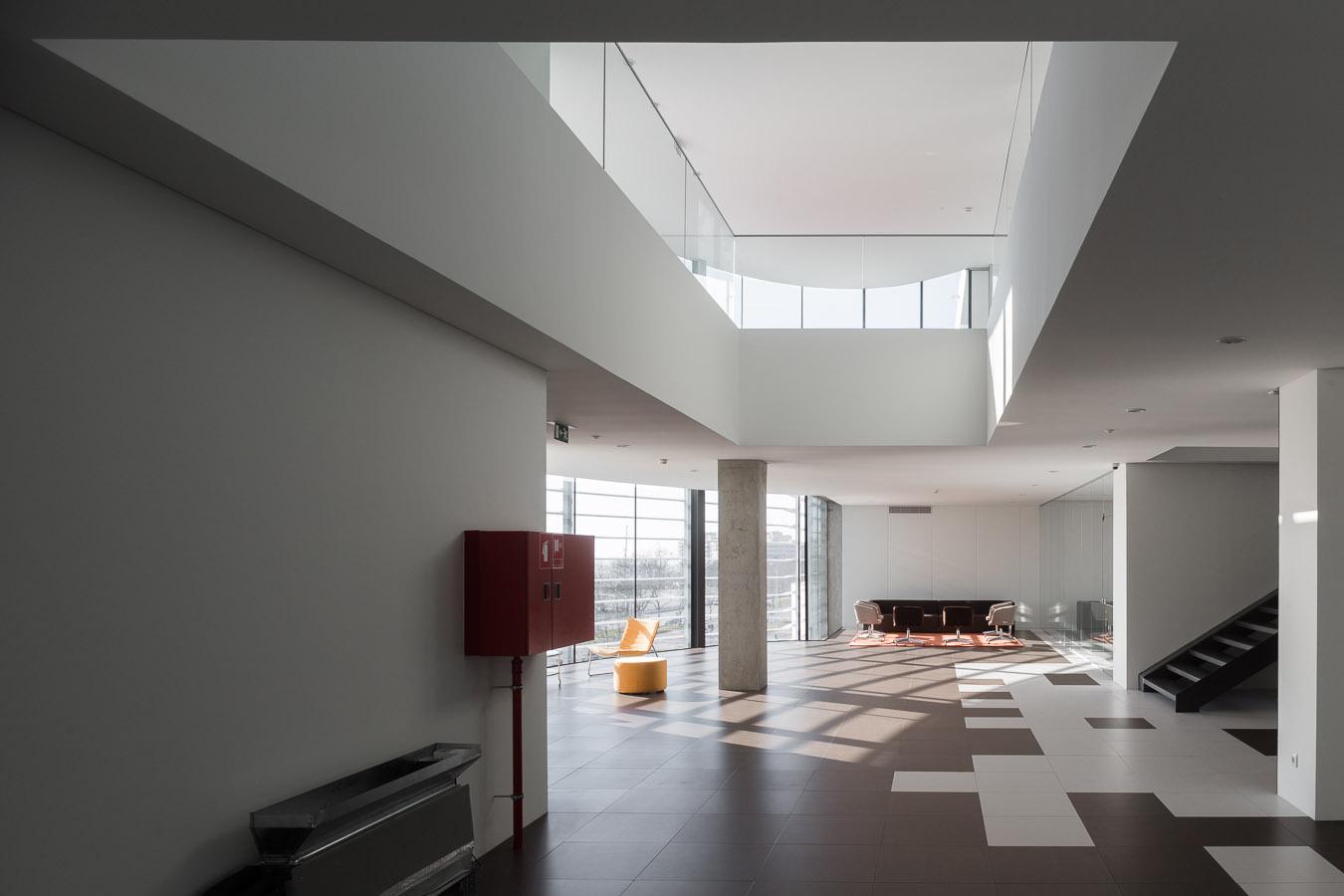 Registo do novo edifício CEIIA