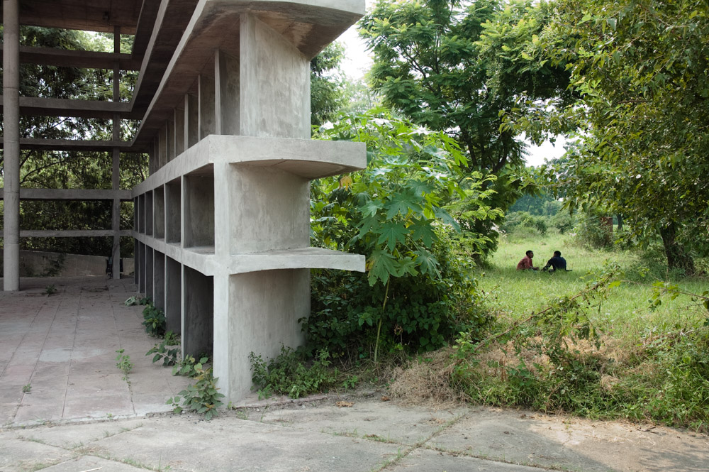 Tower of Shadows | Le Corbusier