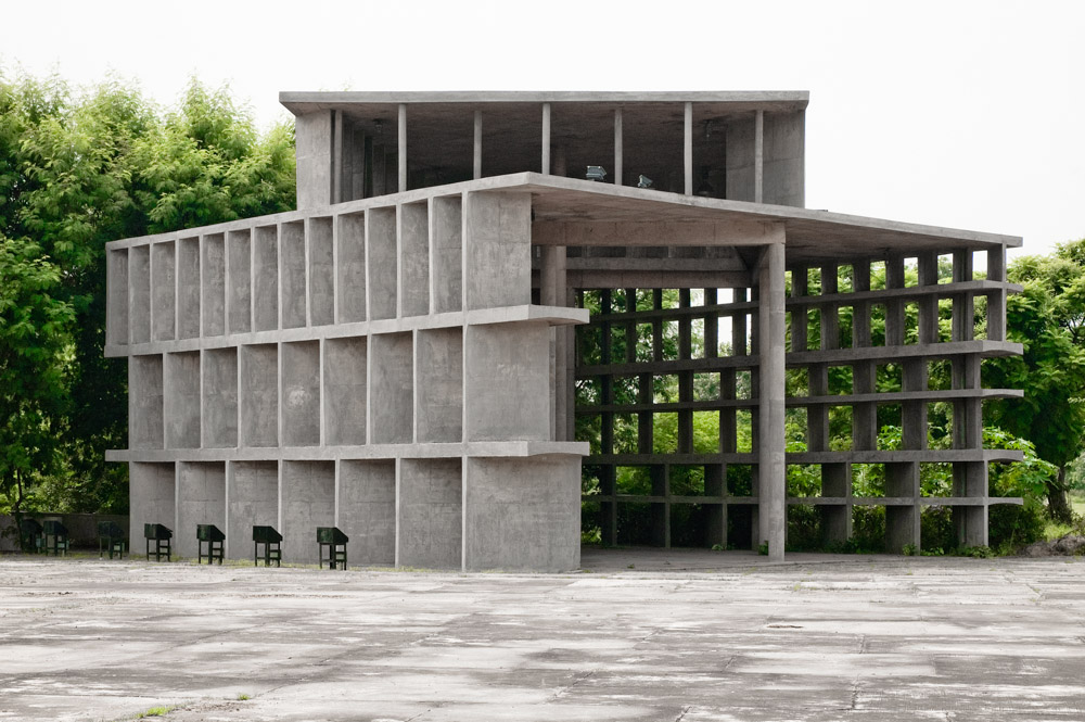 Tower of Shadows| Le Corbusier