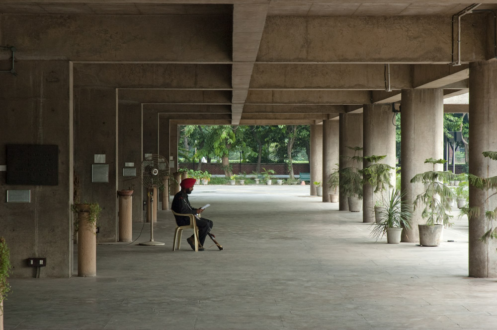 Government Museum of Chandigarh | Le Corbusier