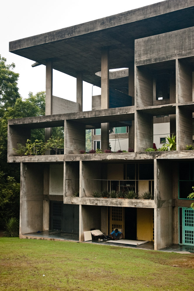 Shodan House | Le Corbusier