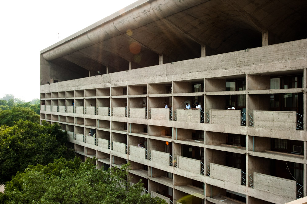 High Court of Chandigarh | Le Corbusier
