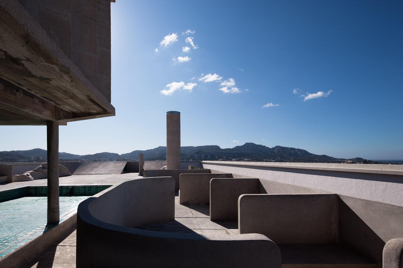 Unité d'Habitation Marseille | Le Corbusier