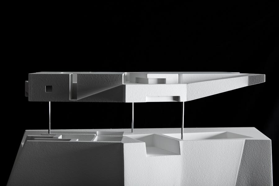 Maquete Centro das Artes – Casa das Mudas | Ilha da Madeira | II