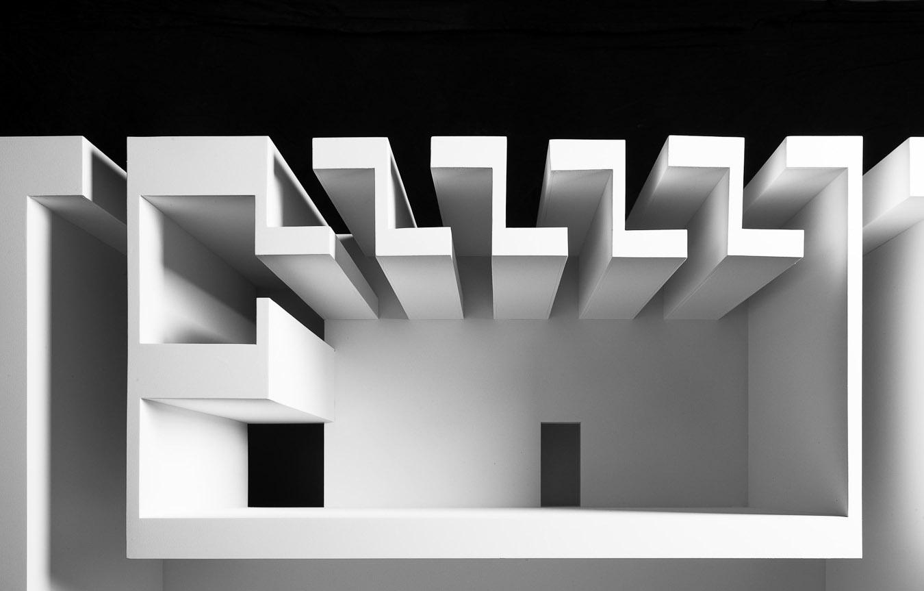 Maquete Centro das Artes – Casa das Mudas | Ilha da Madeira | I