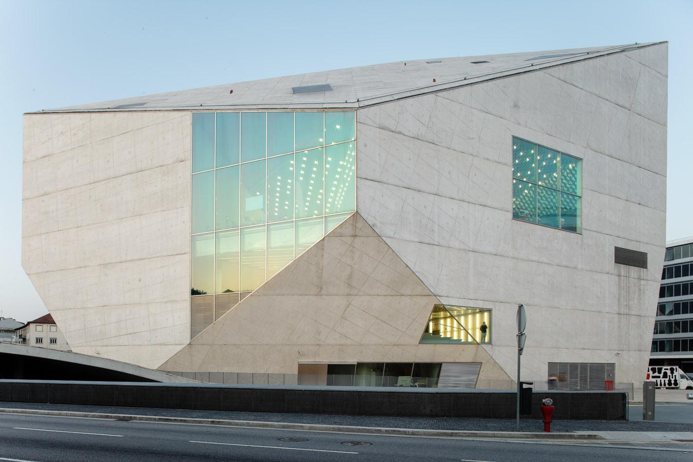 Actualização de arquivo fotográfico da Fundação Casa da Música
