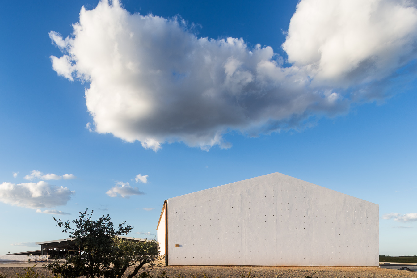 SKREI Arquitectura | Adega dos Lagares | Esporão