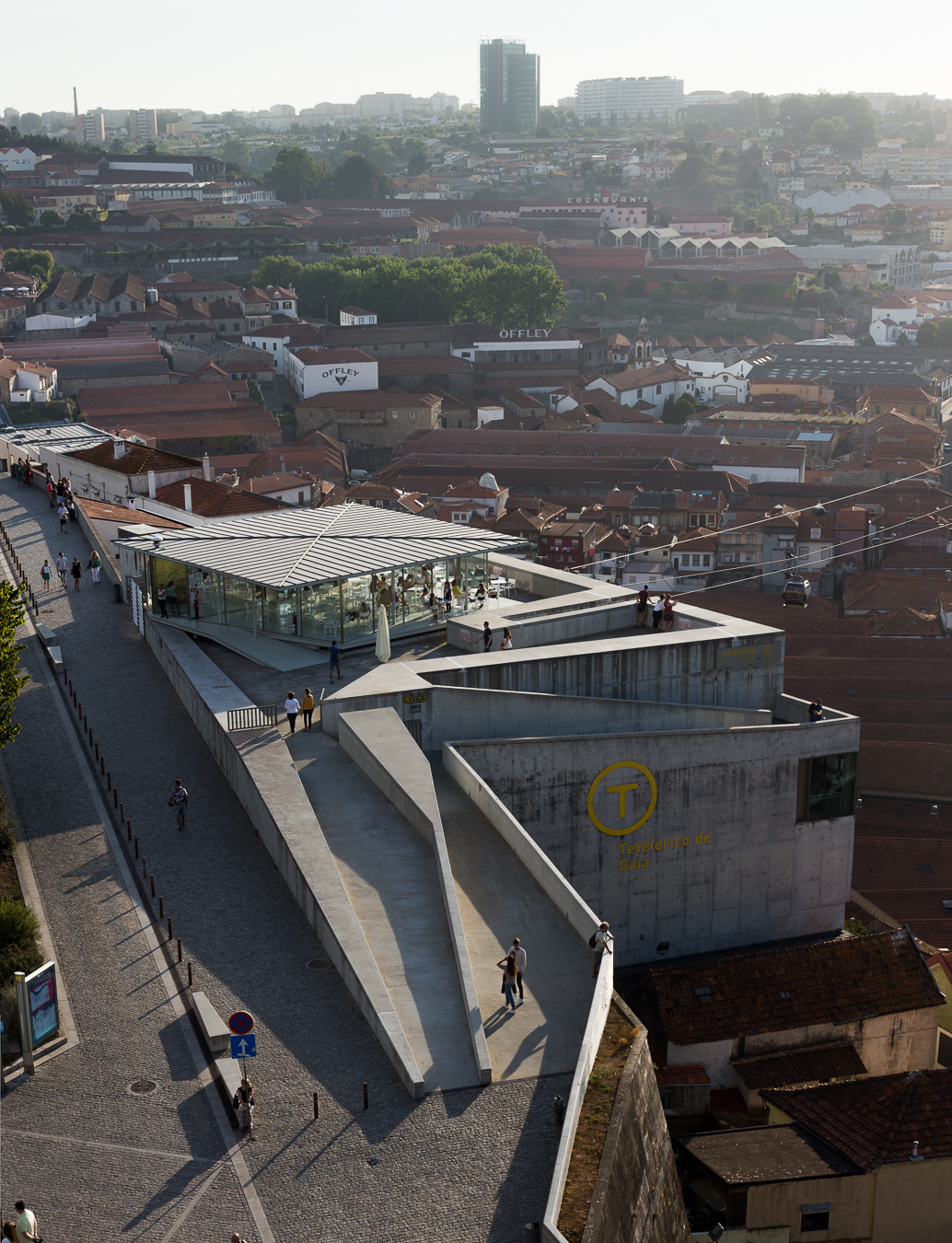 A43 arquitectura | Esplanada