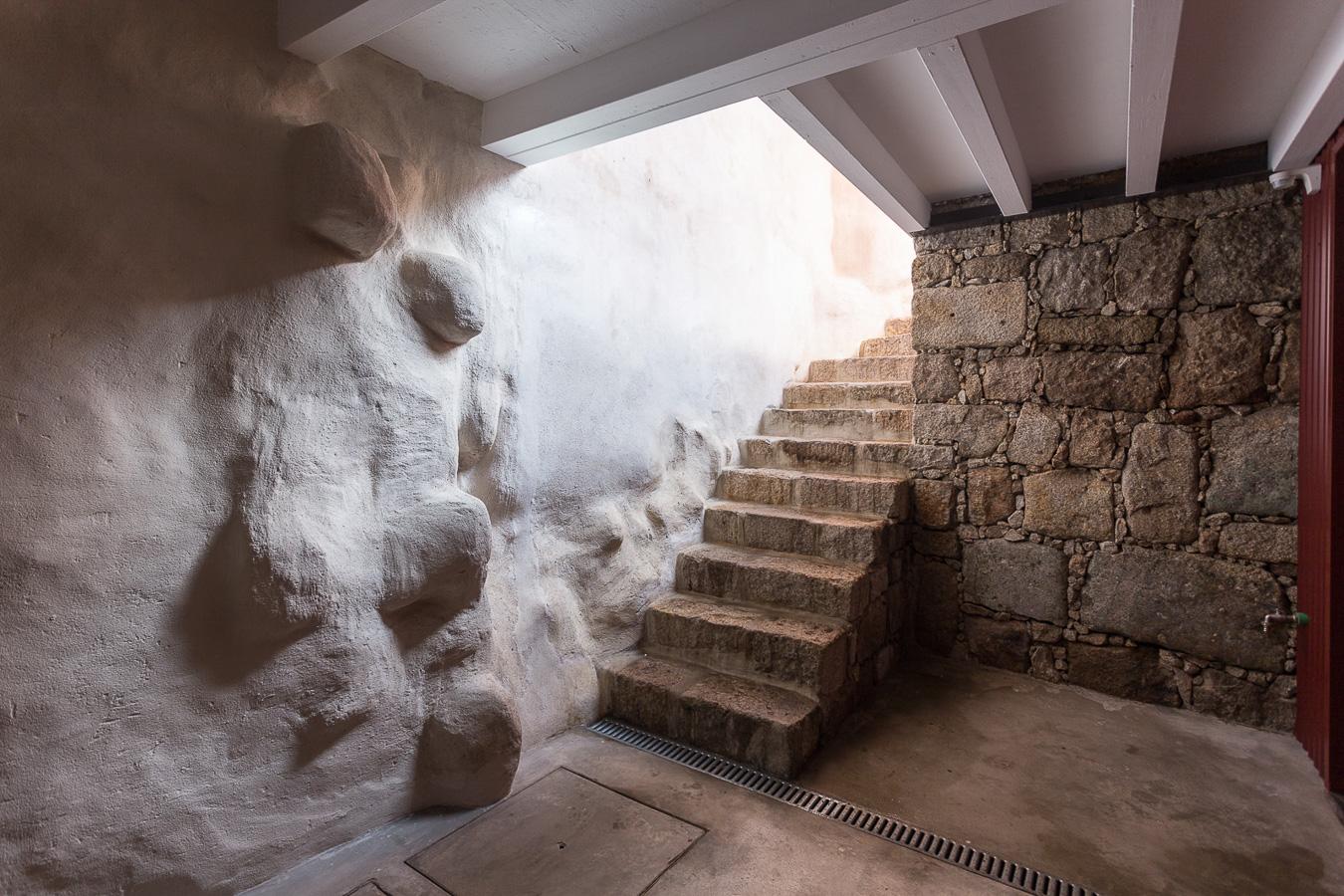 Clínica de Arquitectura | Obra nos Caldeireiros