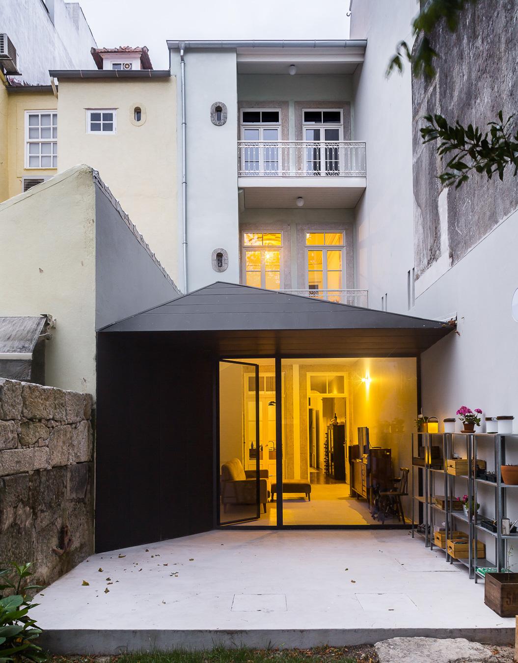 Arquitecta Sofia Granjo | Obra na Torrinha